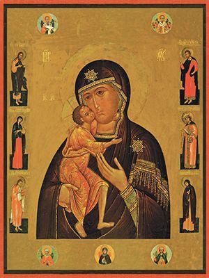 Феодоровская со святыми 300.jpg